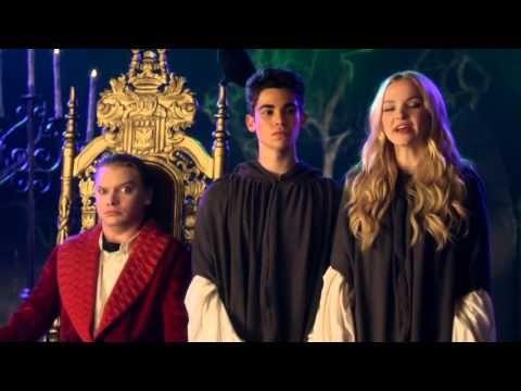 Descendants 2 Fairy Godmothers Wand Scene New Scene Hd Youtube Disney Channel Disney Channel Descendants Disney Channel Descendants 2