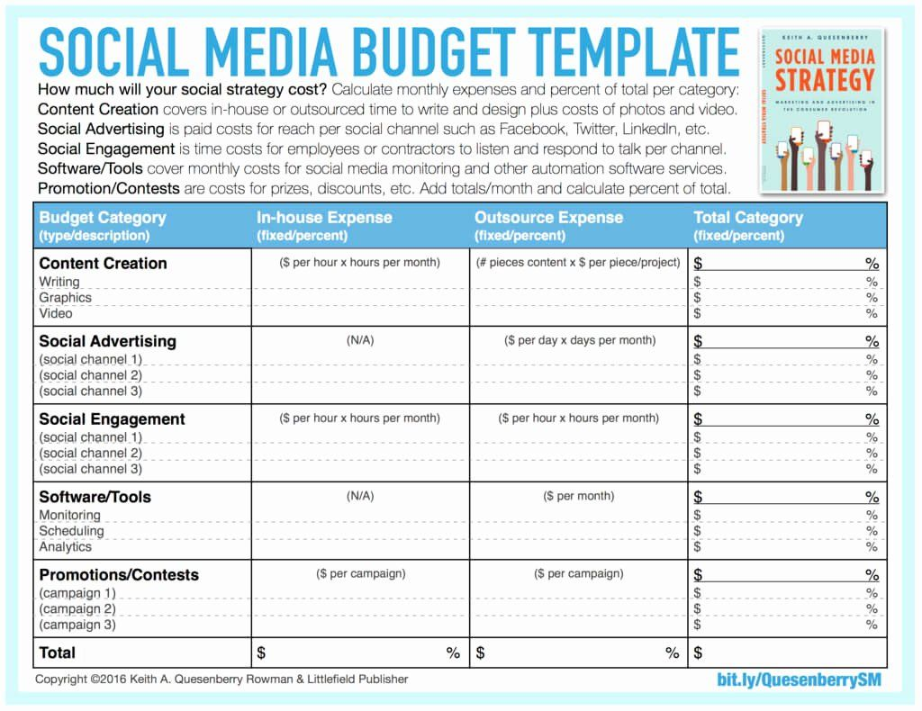 25 social Media Marketing Proposal Template in 2020