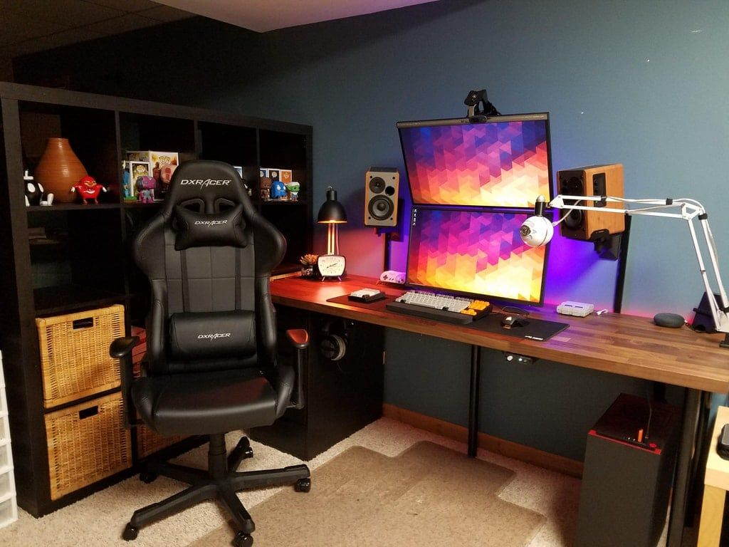 Top 50 Gaming Setups That Will Make You Jealous Early 2018