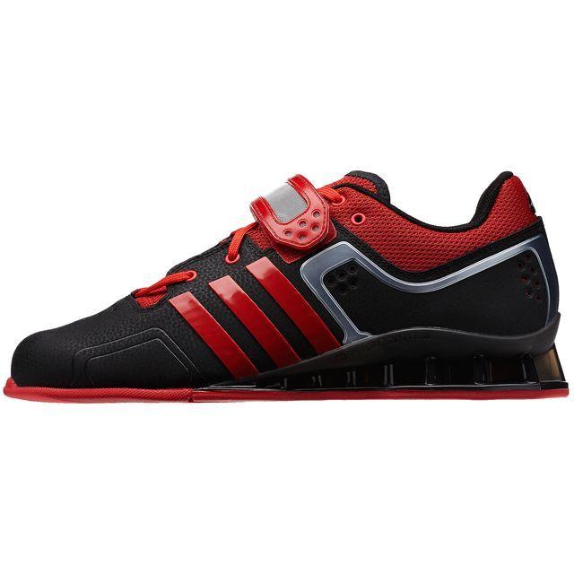Adidas Powerlift 2.0 Mens Weight Lifting Shoes Black UK