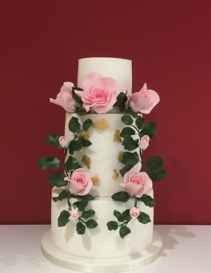 Wedding Cake by vida cakes