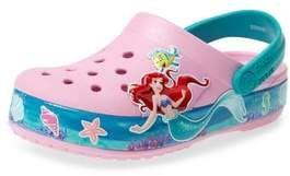 ba464c402530 TM) Disney(R) Princess Ariel Crocband Slip-On  slip shock enchantment