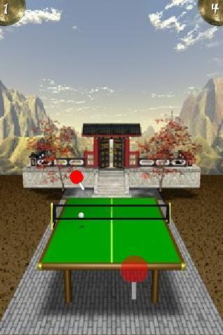 скачать настольный теннис на андроид