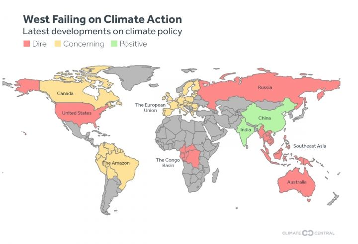 Latest Developments in Climate Policy Maps Pinterest
