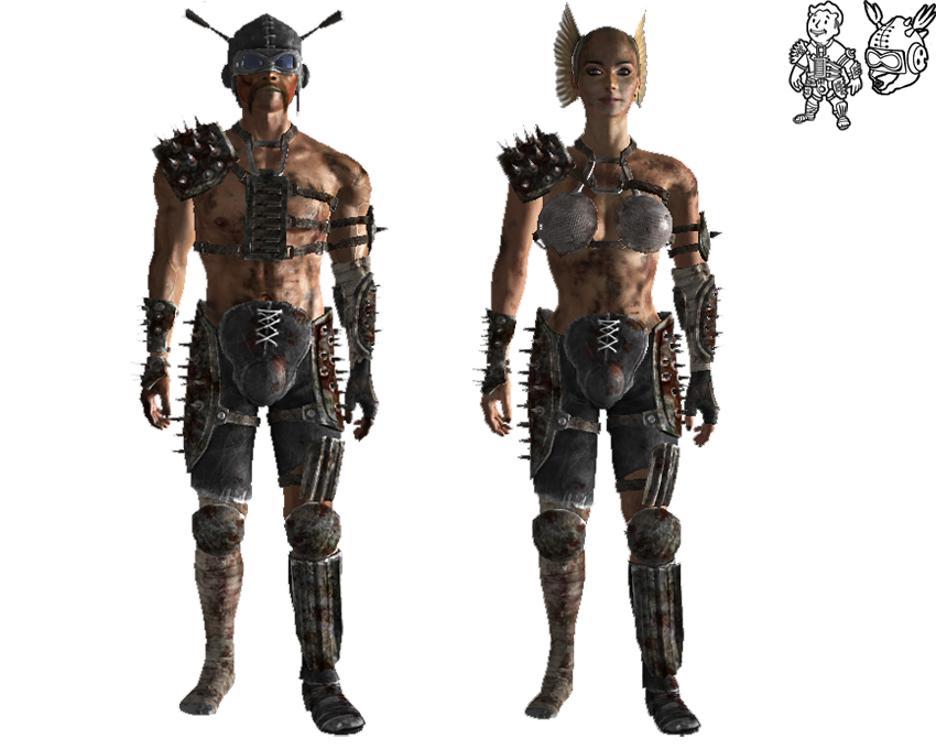 Raider Painspike Armor Please Put This In Fallout 4 Fallout Raider Fallout 3 Apocalyptic Fashion