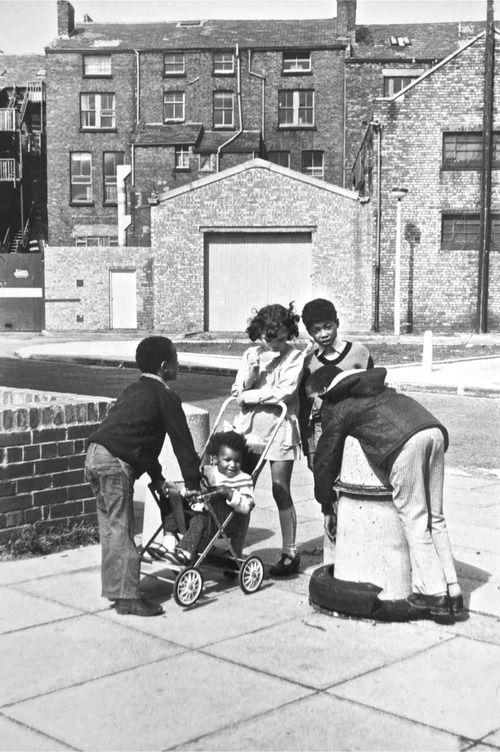 Liverpool kids. Tricia Porter