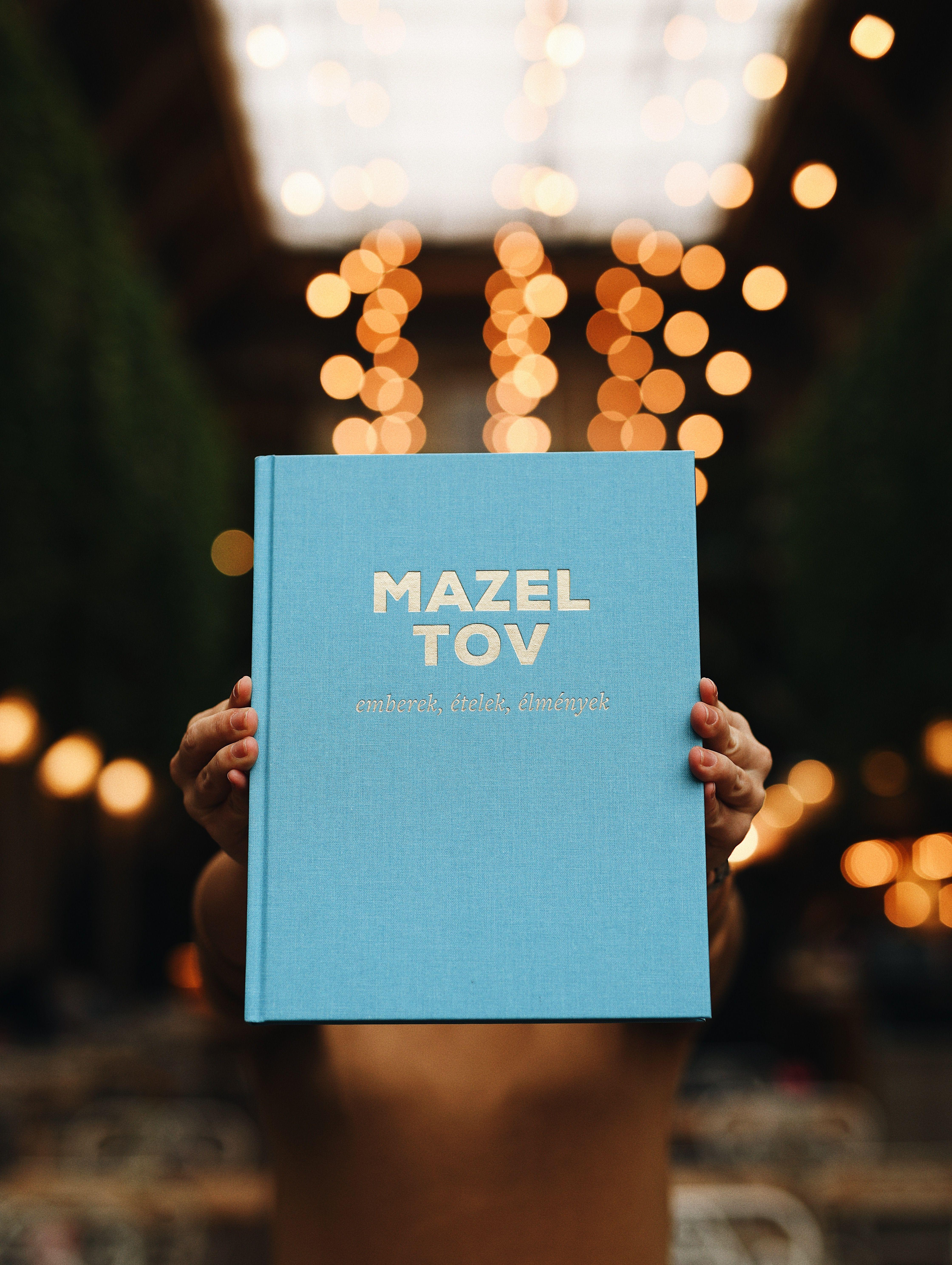 Mazel Tov Cookbook Mazel Tov Cookbook Food