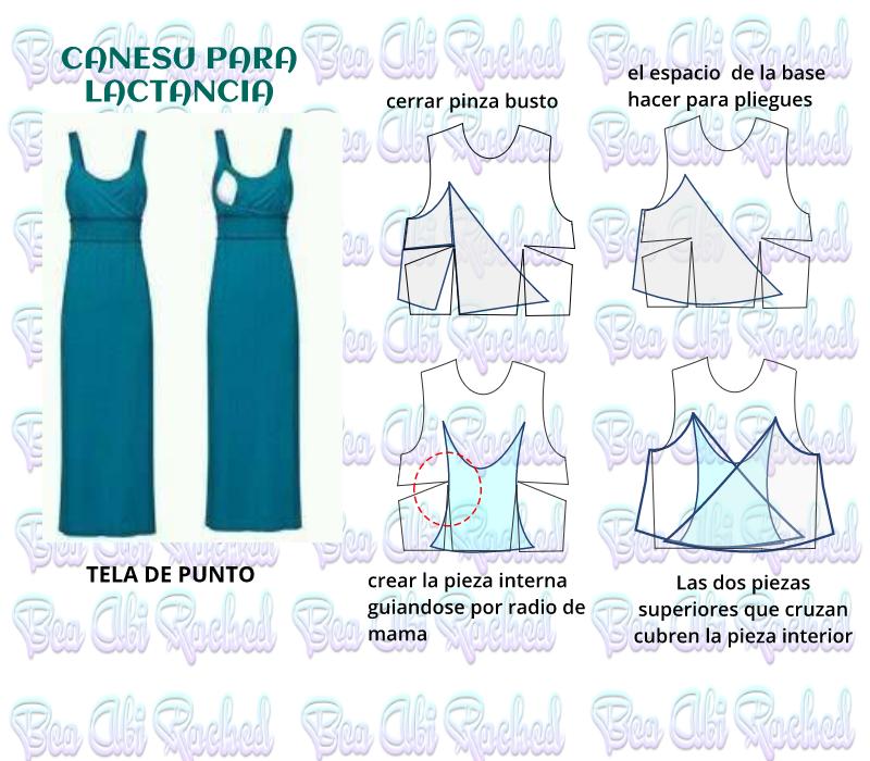 KiVita MoYo: VESTIDO ADAPTADO CON CANESU LACTANCIA | Fashion ...