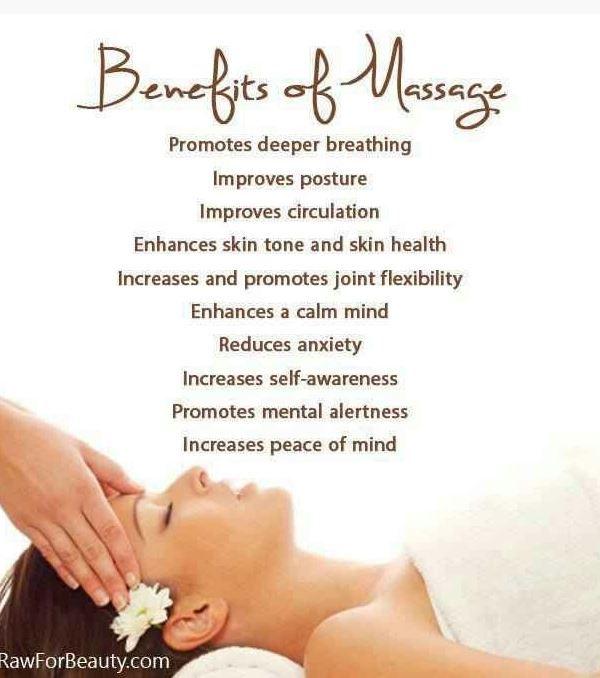 Why Should You Get A Massage Top 10 Reasons Massage Therapy Shiatsu Massage Massage Benefits