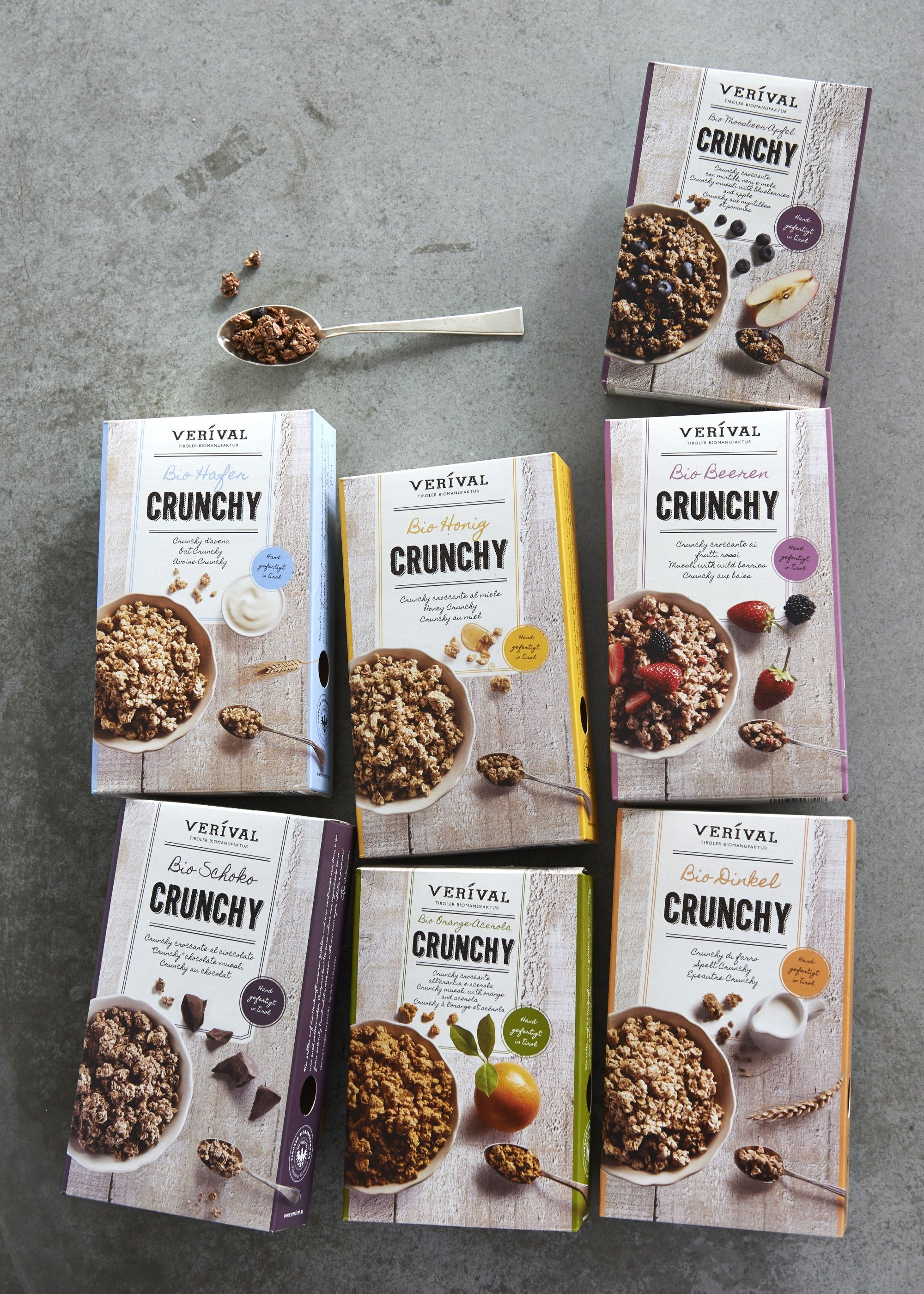 Verival Crunchies