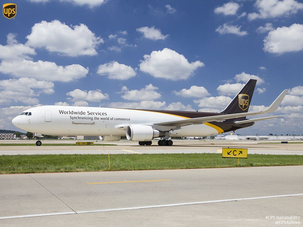 UPS Boeing 767 freighter Ups airlines, Cargo airlines