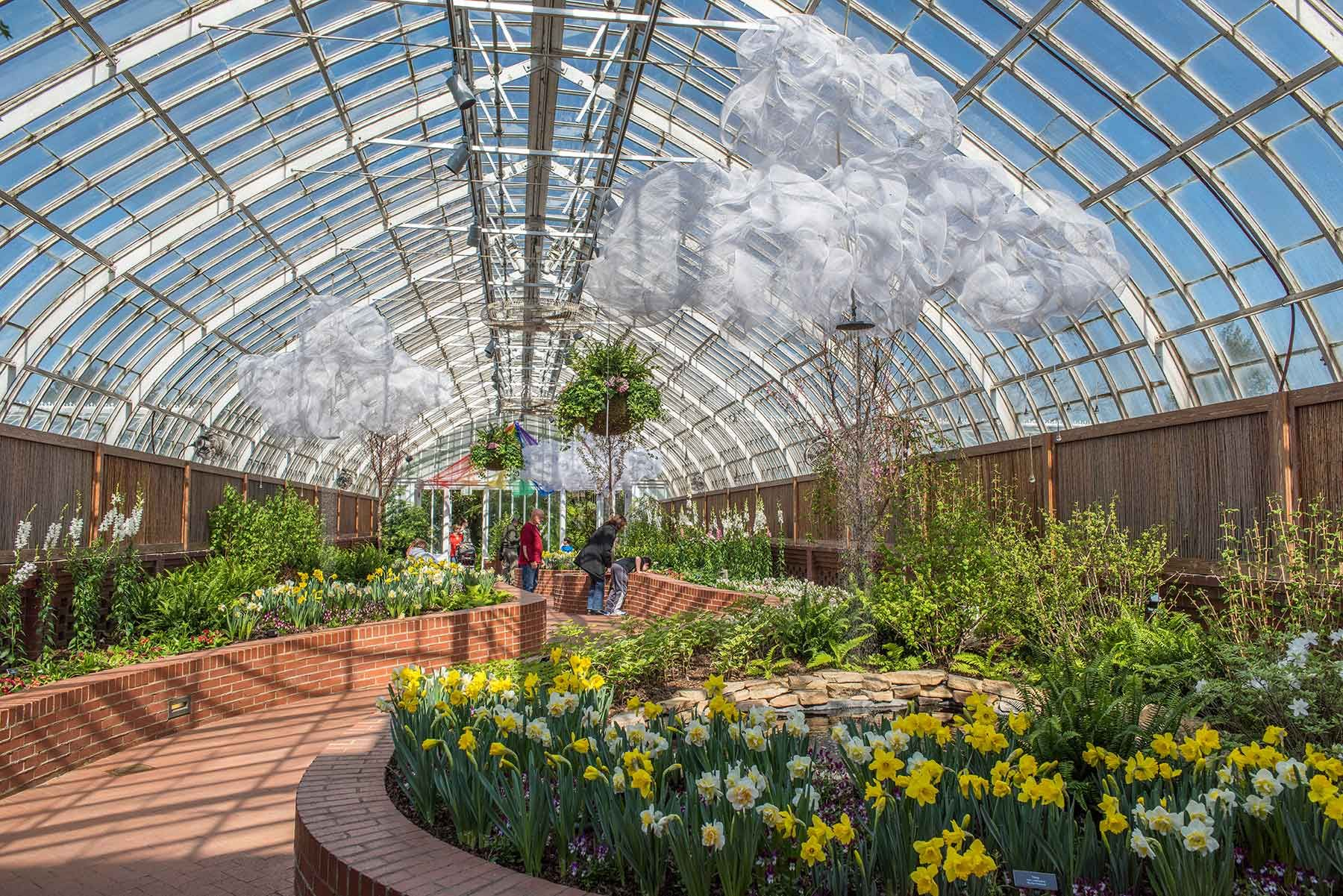 spring flower show 2015 | phipps conservatory and botanical