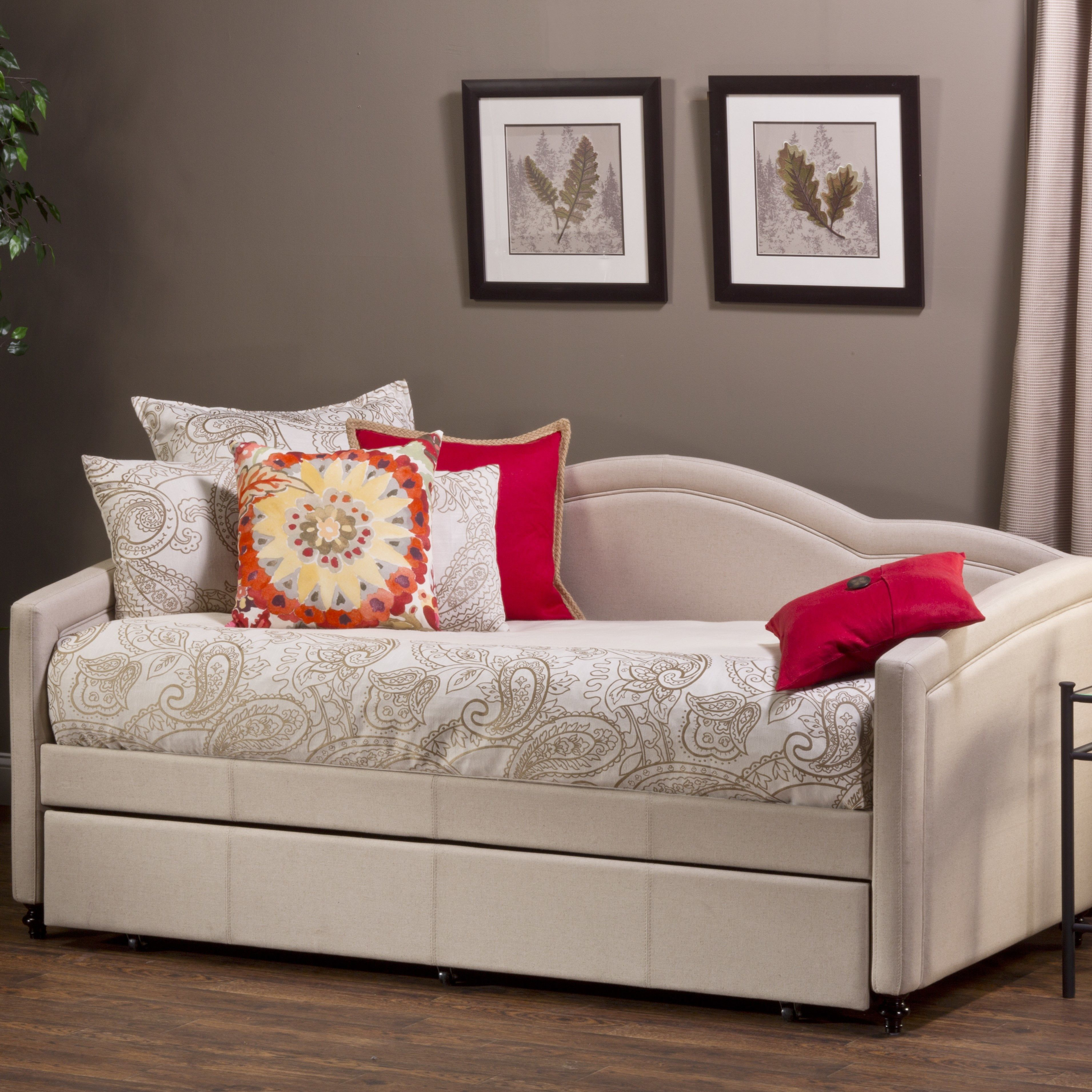 Daybed with pop up trundle ikea hillsdale furniture jasmine daybed with trundle  stuff  pinterest