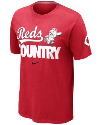 Nike Men's Short-Sleeve Cincinnati Reds T-Shirt