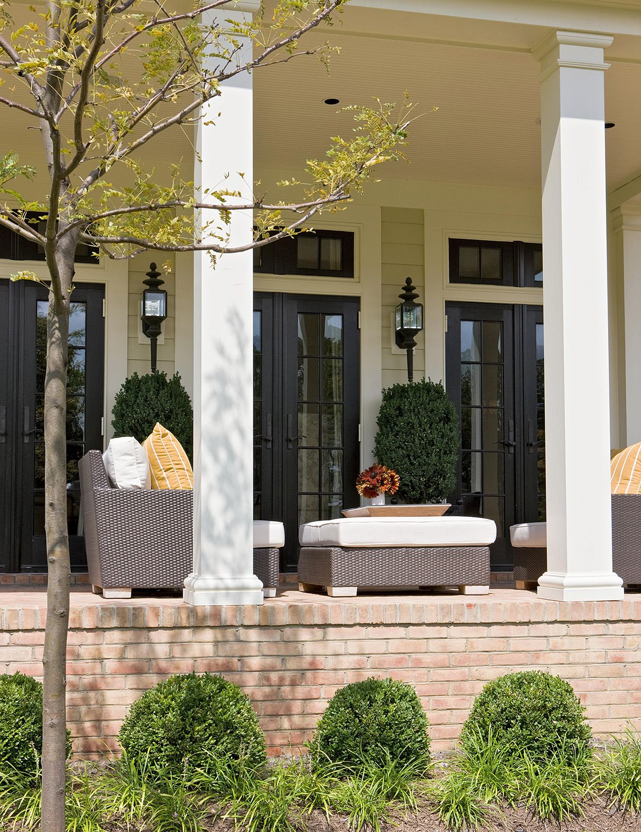 30 Pretty Porch Ideas For The Perfect At Home Escape In 2020