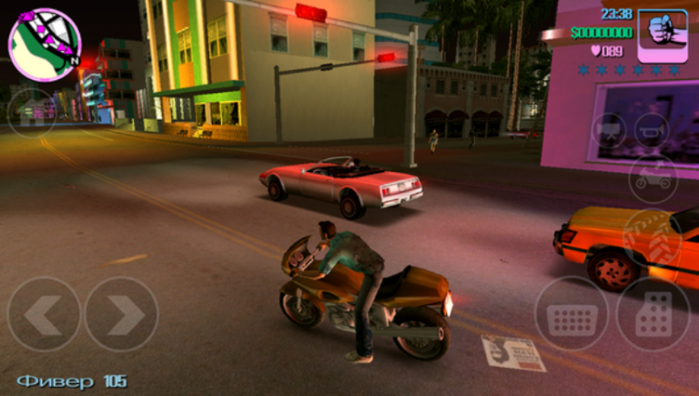 Gta Vice City For Android Mobile Free Download Gta Best Games Android
