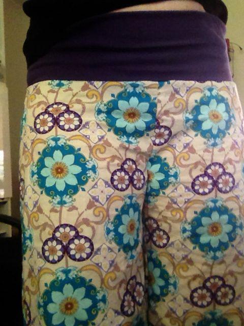 Mor bukser