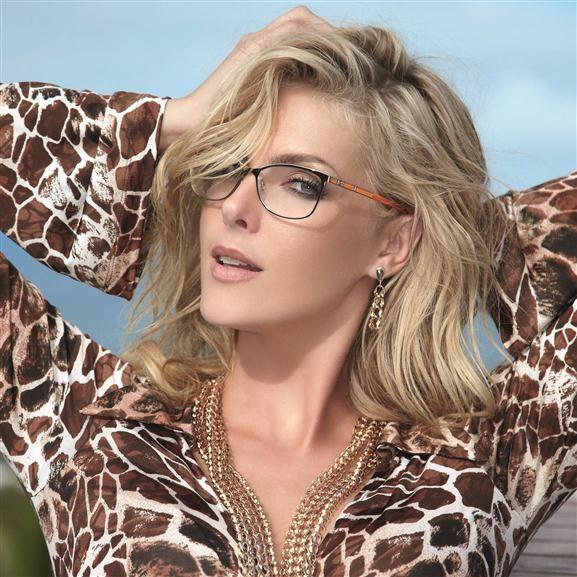 Portanto Fique Na Moda Usando Os Oculos Ana Hickmann 2013 Que