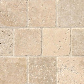 Buy The Tus Classic 4x4 Tumbled Travertine Online From Houzz Today Or Shop For Other Wall In 2020 Travertine Backsplash Tumbled Travertine Tile Travertine