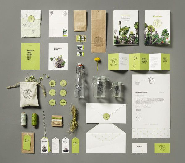 Ruhrkraut – wildes Revier #graphicdesign