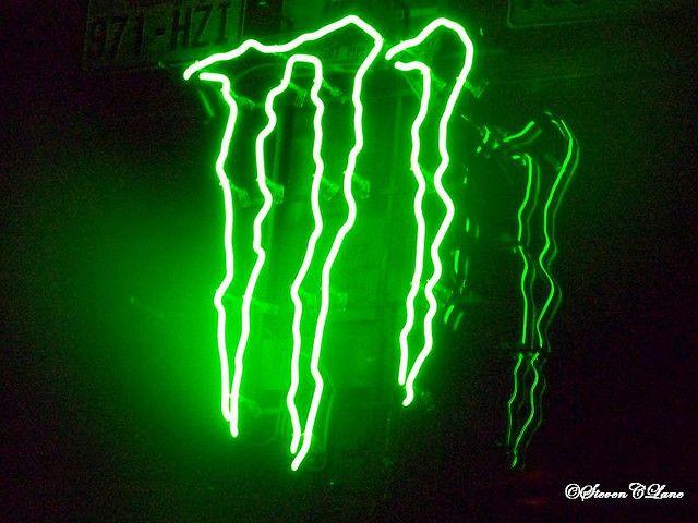 green neon | Green Neon M | Monster