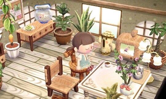 La Maison Des Plantes Animal Crossing Astuce Idee Deco Maison Animaux