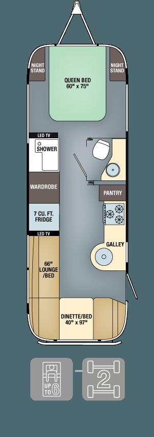 airstream floor plans. Floorplans | Flying Cloud Airstream Floor Plans