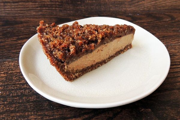 Vegan Peanut butter Chocolate Cheesecake ... my next project :D