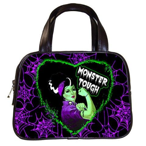 Monster Tough Handbag Preorder Deposit by LttleShopOfHorrors, $10.00