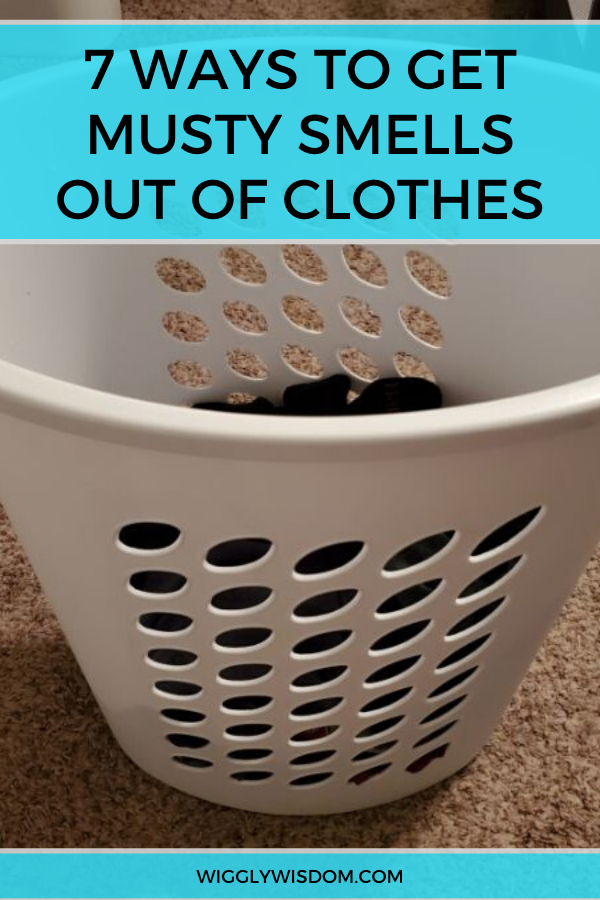7 Unique Ways To Get The Musty Smells Out Of Clothes Without Washing Them In 2021 Washing Clothes Smelly Clothes Cleaning Clothes
