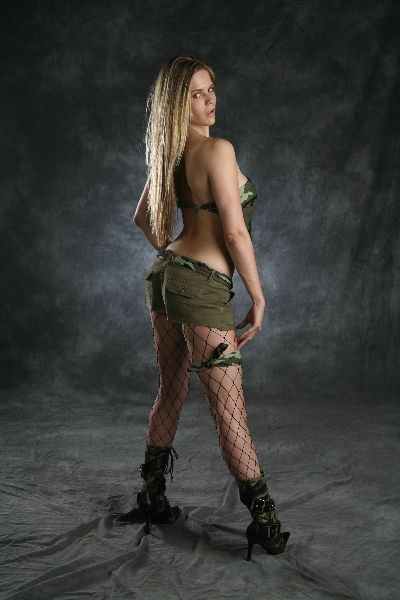 Candie Cane As Tomb Rider