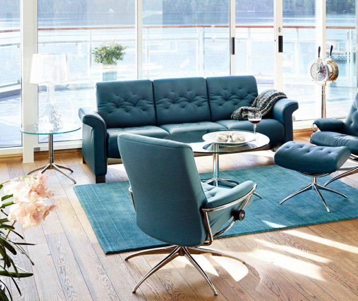 petrol farbe als wandfarbe und deko in 2018 sch ne polsterbez ge pinterest wandfarbe. Black Bedroom Furniture Sets. Home Design Ideas
