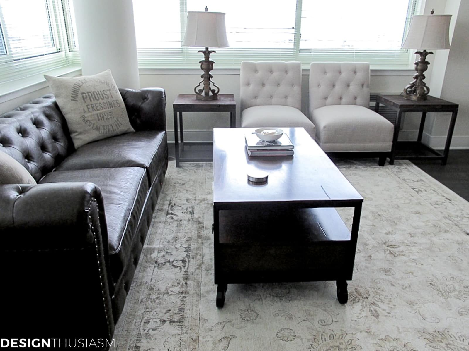 Bachelor Pad Ideas: Decorating a Young Man's Apartment on ...