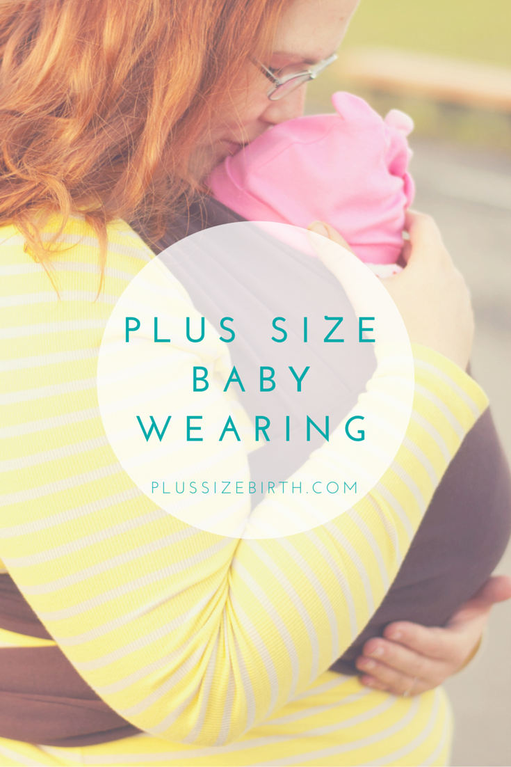 Pin On Plus Size Babywearing
