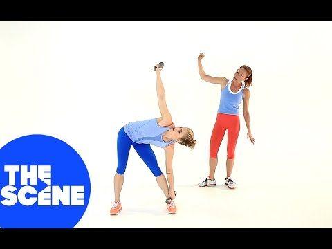 站著也能練馬甲線?站著養成完美腹肌5個Move