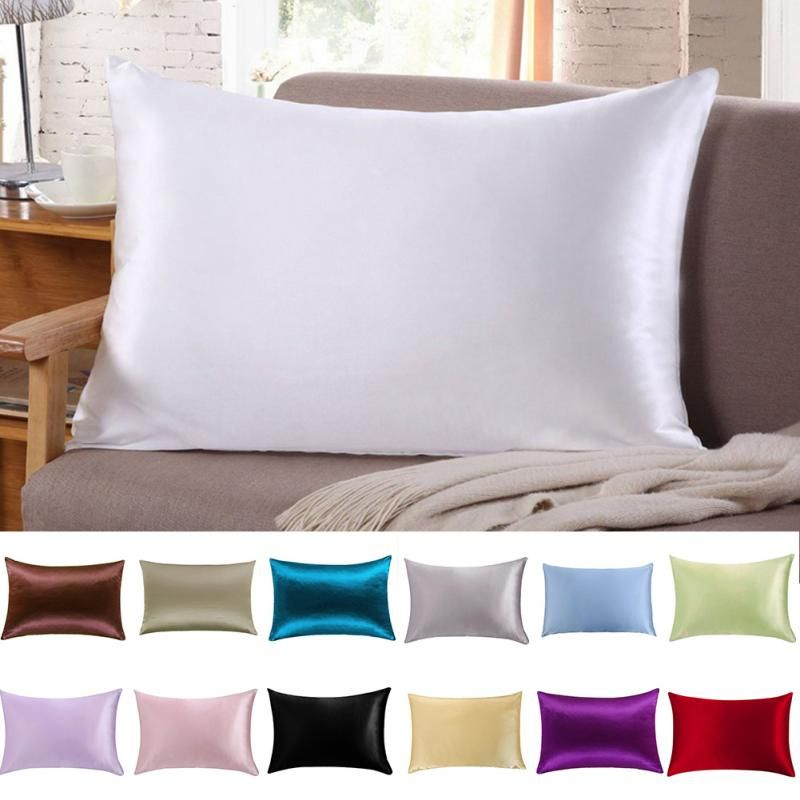 Silk Vs Satin Pillowcase Beauteous Cheap Mulberry Silk Pillowcase Buy Quality Silk Pillowcase Directly Inspiration