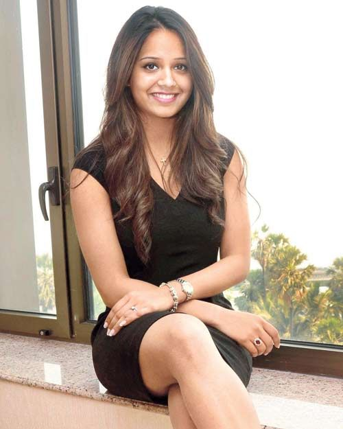 Sexy Deepika pallikal