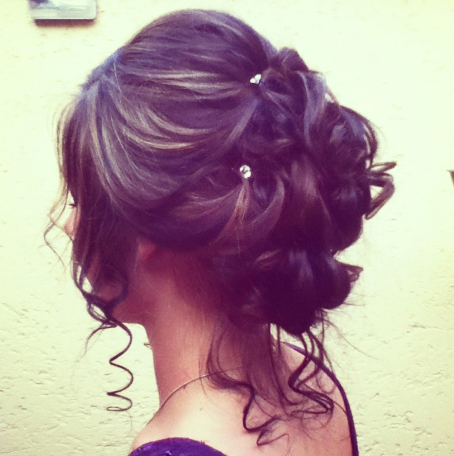 Prom hairstyles top haircut pinterest prom hairstyles