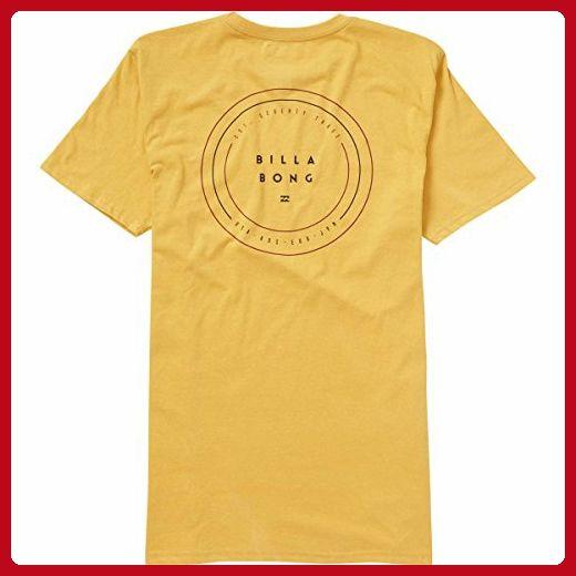 Billabong Men's Striker T-Shirt, Gold, Medium - Mens world (*Amazon Partner-Link)