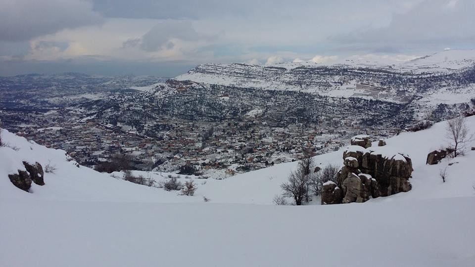 Photo From Zaarour Lebanon Picture By Ahmad Faysal Fahda Livelovelebanon Nature Snow Photo North Africa Phoenicia