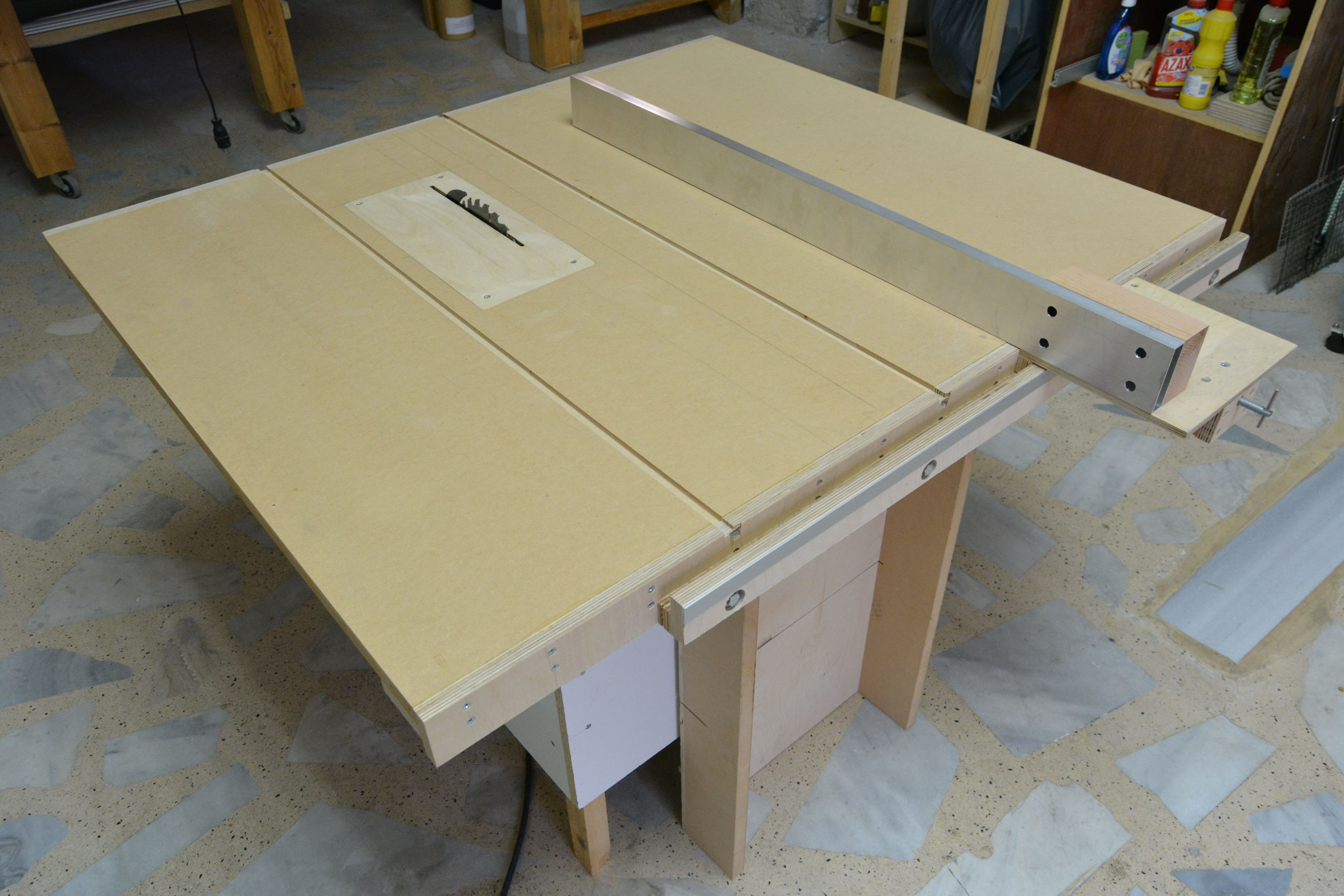New DIY circular table saw! … Table saw, Circular saw