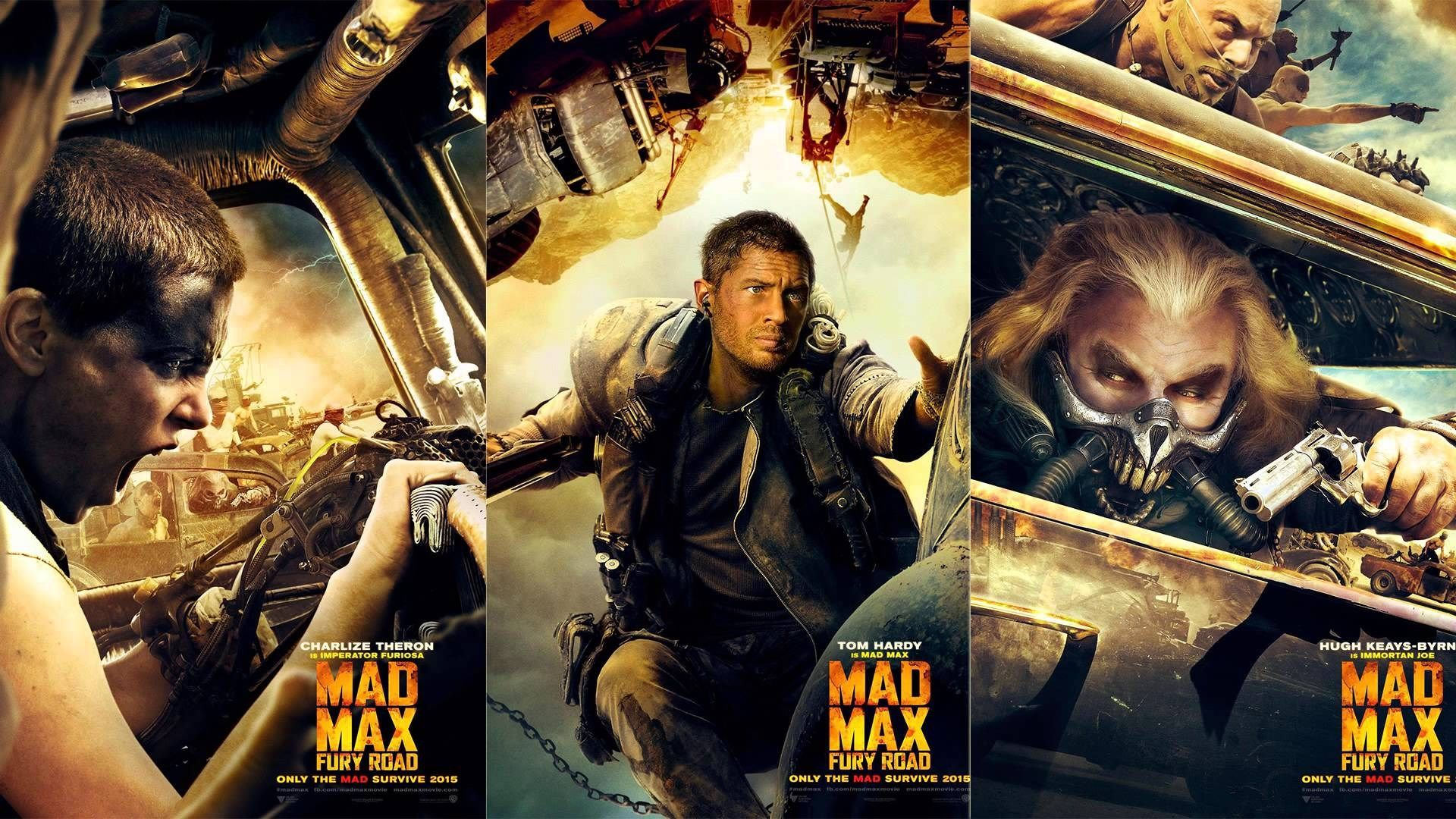 Bramley Kingsman Computer Wallpaper For Mad Max Fury Road