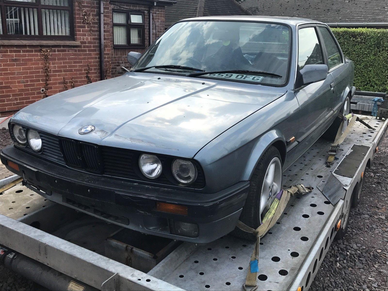 eBay: BMW 325i E30 2 door 2800cc track car drift project classic ...