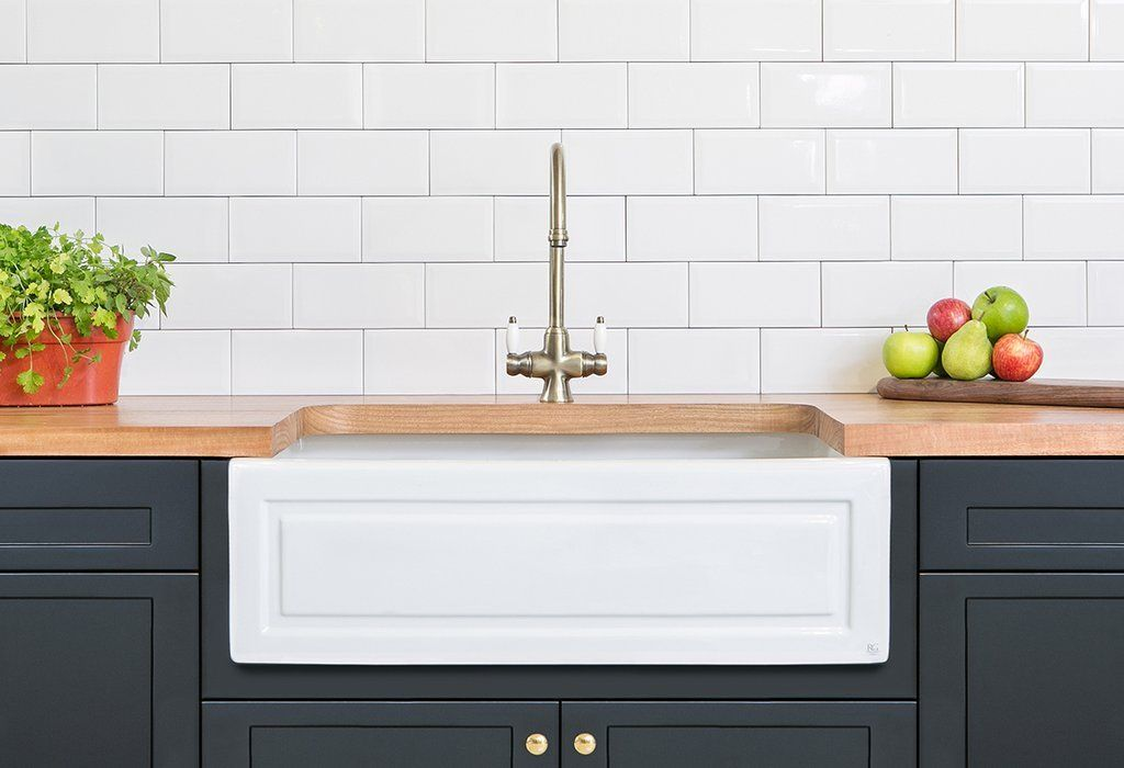 End Of Financial Year Special Last Day Strictly Limited To 25 Units Only Shaker Farmhouse Sink 755 X 500 X 250 Free Renaissance Frejuis Farmhouse Sink Kitchen