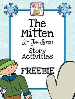 The Mitten: Story Activities