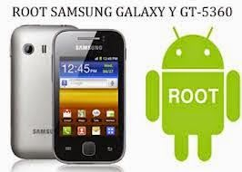 root application for samsung galaxy y