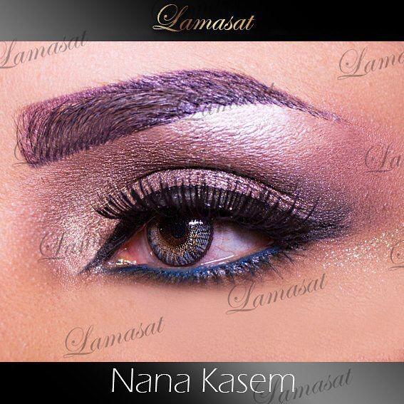 MAKEUP BY #nana_kasem ميك اب المختصة نانا قاسم (أمة الرحمن