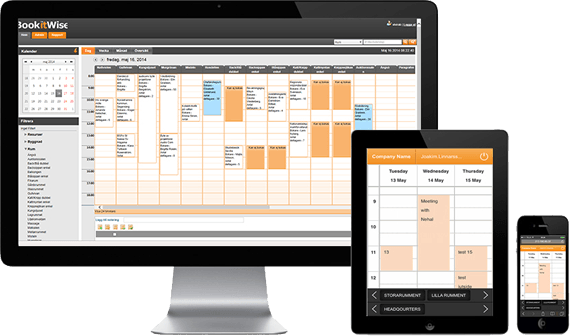 Room Reservation Software,#Mobile room booking system,#Bookitwise ...