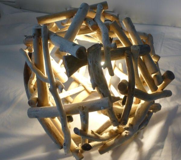 Comment faire une lampe en bois flotté ? | Craft