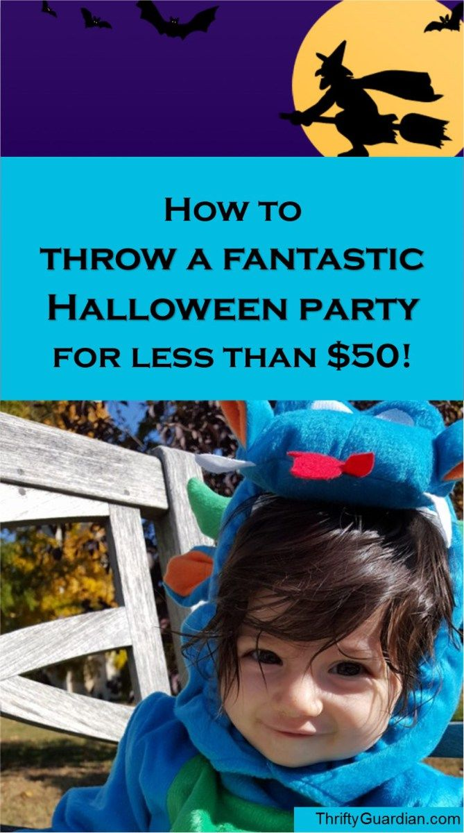 Host a Freakishly Frugal Halloween Party | Halloween party ...